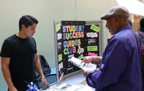 Montgomery College Hosts Its Annual Club Fair