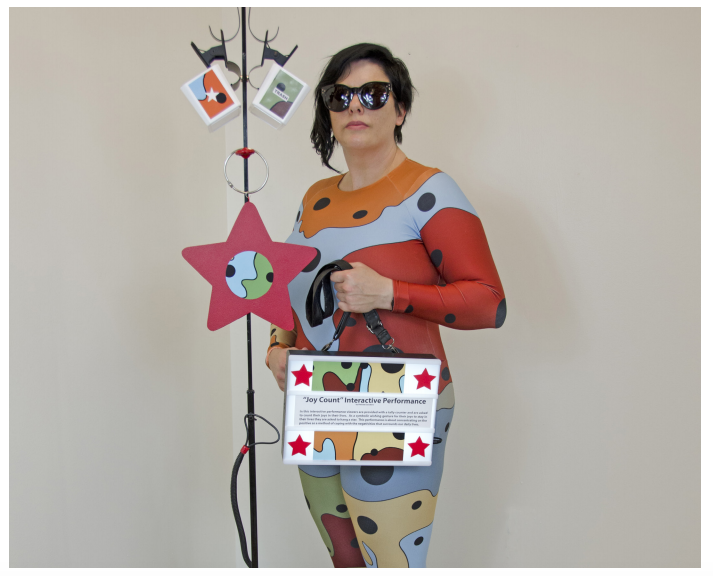 An interactive paracosm: Artist-In-Residence Heloisa Escudero comes to MC