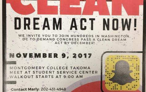 From MC to the Capitol: Walkout for a Clean Dream Act