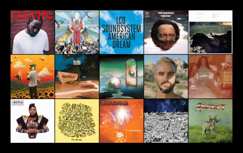 James Lepinsky Contreras' Top 10 Albums of 2017