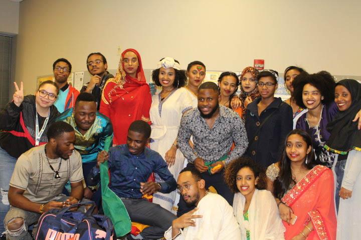 International Night: Celebrating Different Cultures