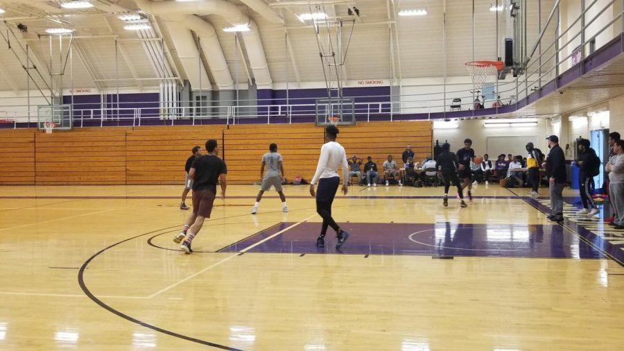 MC Senate 3v3 basketball tournament