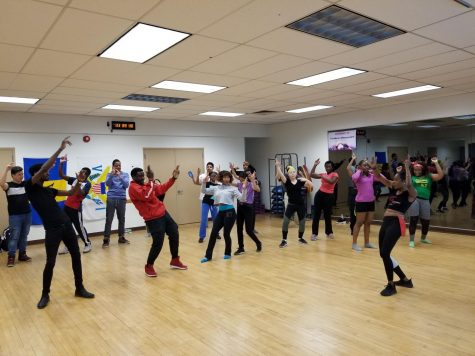 MC's Caribbean Dance Workshop
