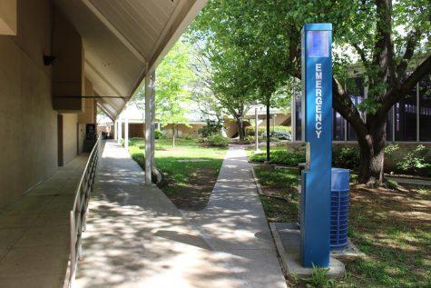 Empty Campus