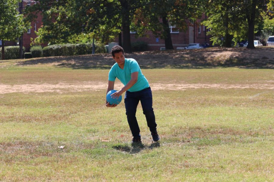 Annual Kickball Tournament