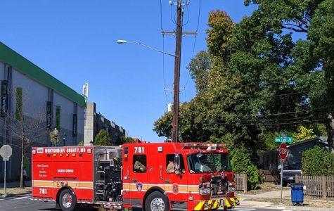 Burnt Popcorn Causes Thursday's Fire Alarm