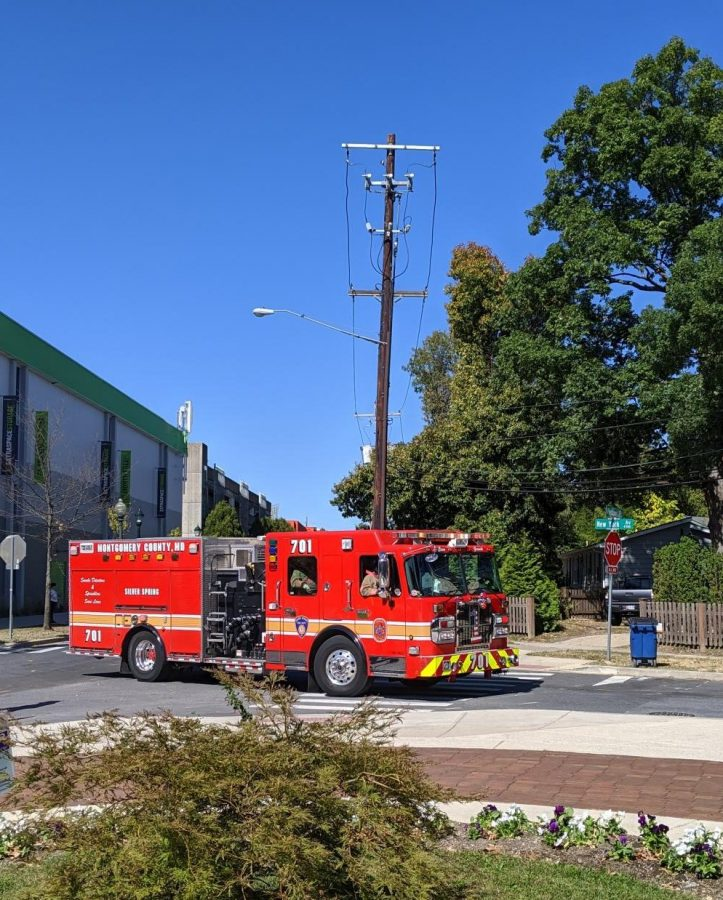 Burnt Popcorn Causes Thursday's Fire Alarm