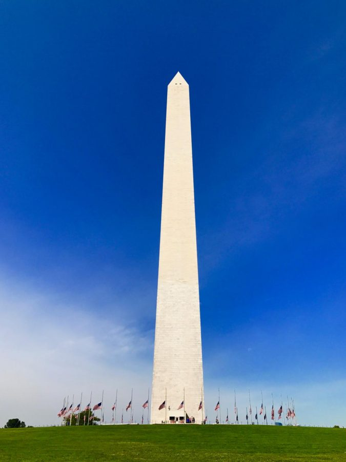 Washington Monument Reopens