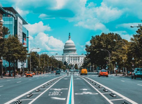 "D.C. Hosts ""Open Streets"" Pedestrian Event"