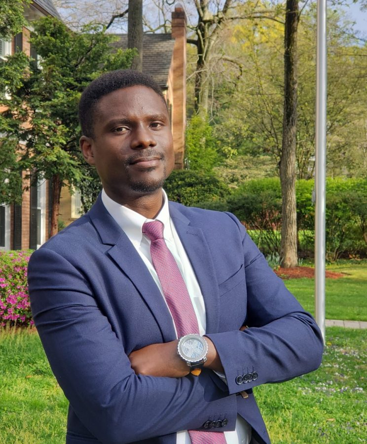 Interview: Student Senate President Nasser Katende Katamba Discusses Helping Students During Lockdown